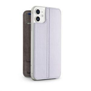 Twelve South SurfacePad etui til iPhone 11 - Lavendel