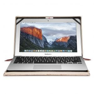 Twelve South BookBook Rutledge for 11-tommers MacBook Air