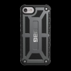 UAG Monarch deksel til iPhone 8/7 - svart