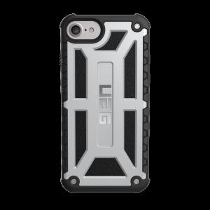 UAG Monarch deksel til iPhone 8/7 - grå