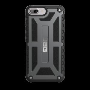 UAG Monarch deksel til iPhone 8 Plus/7 Plus - svart