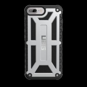UAG Monarch deksel til iPhone 8 Plus/7 Plus - grå