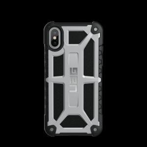 UAG Monarch deksel til iPhone XS - grå