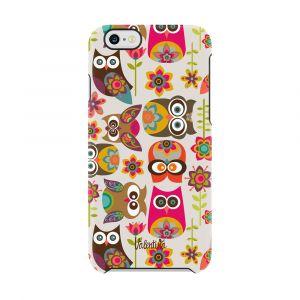 Uncommon iPhone 6s Plus-deksel Hello Owls
