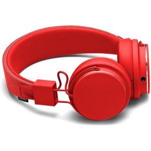 Urbanears Plattan II hodetelefoner i rød