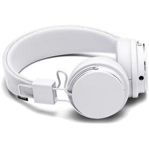Urbanears Plattan II hodetelefoner i hvit