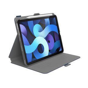 Speck Balance Folio etui til iPad Air 10,9-tommer (4. generasjon) - Blå / Grå