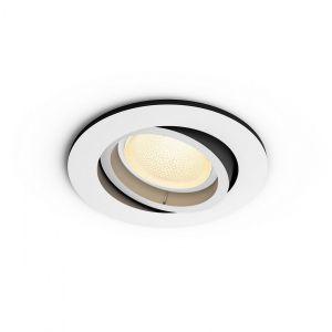 Philips Hue Innfelt Centura-Spotlight - Hvit