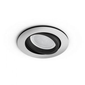 Philips Hue Innfelt Centura-Spotlight - Aluminium