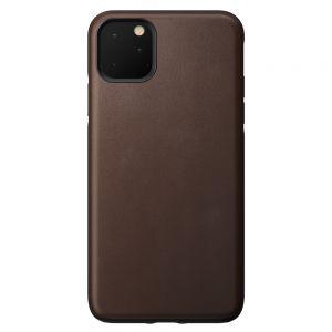 Nomad Rugged Case deksel til iPhone 11 Pro Max - Brun