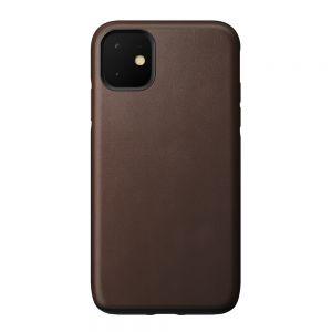Nomad Rugged Case til iPhone 11 - Brun