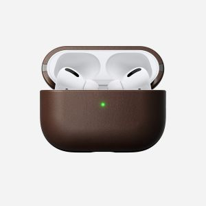 Nomad AirPods Pro skinnetui - Brun
