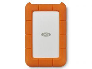 LaCie Rugged USB-C bærbar harddisk - 5 TB