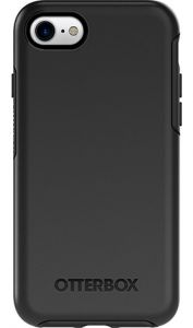 Otterbox Symmetry 2.0 deksel for iPhone SE (2.gen) / 8 / 7 / 6 - Svart