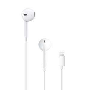 Apple EarPods med Lightning-tilkobling