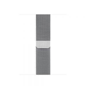 Apple Milanese Loop 40/38 mm - sølv