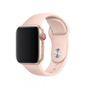 Apple Sport Band 40/38 mm - Pink Sand