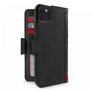 Twelve South BookBook lommeboketui for iPhone 12 / 12 Pro - Svart