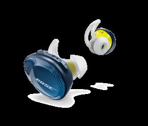Bose SoundSport Free helt trådløse ørepropper - blå