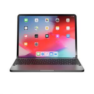 Brydge Pro tastatur til iPad Pro 12,9-tommer - Stellargrå