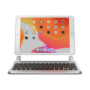 Brydge tastatur til iPad 10,2-tommer - Sølv