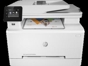 HP Color LaserJet Pro M283fdw laserskriver