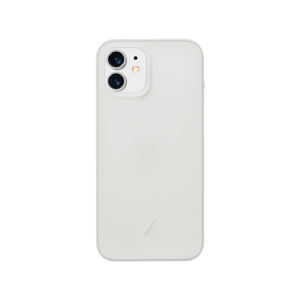 Native Union Clic Air deksel for iPhone 12 mini - Frost