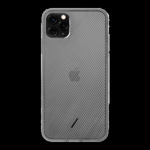 Native Union Clic View-deksel til iPhone 11 Pro Max - Sotet