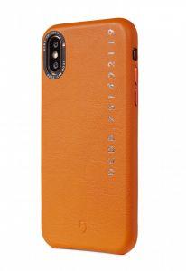 Decoded iPhone X/XS Skinndeksel - Oransje