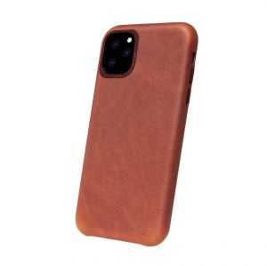 Decoded skinndeksel til iPhone 11 Pro - Brun