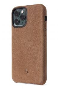 Decoded iPhone 11 Pro nedbrytbart deksel - lærbrun
