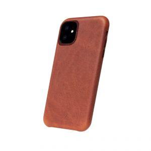 Decoded skinndeksel til iPhone 11 - Brun