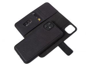 Decoded lommeboketui 2-i-1 til iPhone 11 - Svart