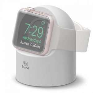 Elago W2 docking til Apple Watch - hvit