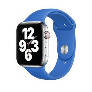 Apple Sport Band 44/42 mm - Capriblå
