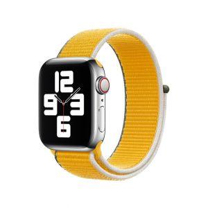 Apple Sport Loop 40/38 mm - Solsikkegul