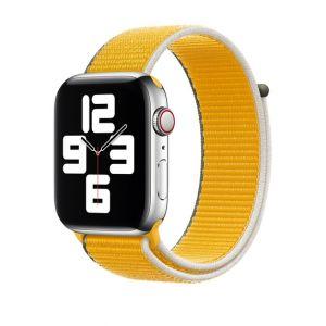 Apple Sport Loop 44/42 mm - Solsikkegul
