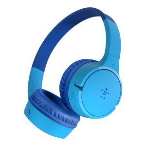 Belkin SoundForm Mini Kids Hodetelefoner - Blå