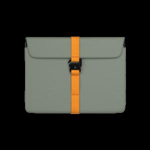 """Db The Världsvan 2.0 mappe til MacBook 13"""" - Salviegrønn"""