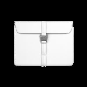 Db The Proper Sleeve 2.0 mappe til MacBook 13-tommer - Hvit