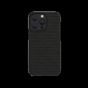 Db The Världsvan deksel til iPhone 13 Pro Max - Svart