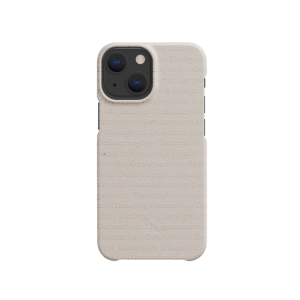 Db The Världsvan deksel til iPhone 13 - Hvit