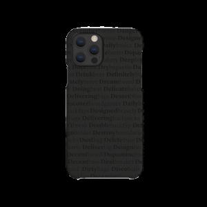Db The Världsvan deksel til iPhone 12 Pro Max - Svart