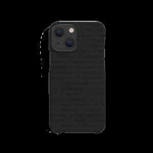 Db The Världsvan deksel til iPhone 13 - Svart