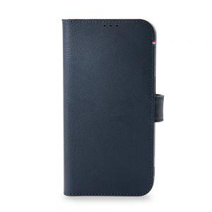 Decoded Detachable Wallet MagSafe etui til iPhone 13 - Blå