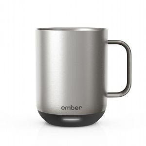 Ember Mug 2 termokrus på 295 ml - Rustfritt stål