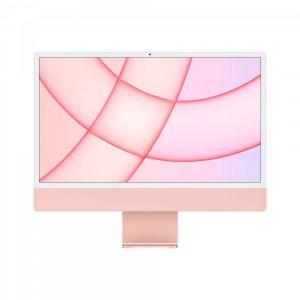 iMac 24-tommer M1 256GB 4-ports - Rosa