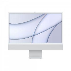 iMac 24-tommer M1 256GB 4-ports - Sølv