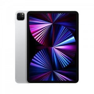 iPad Pro 11-tommer M1 WiFi + Cellular 1TB i Sølv