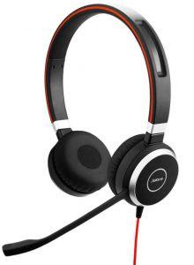 Jabra Evolve 40 UC Stereo USB-C headset